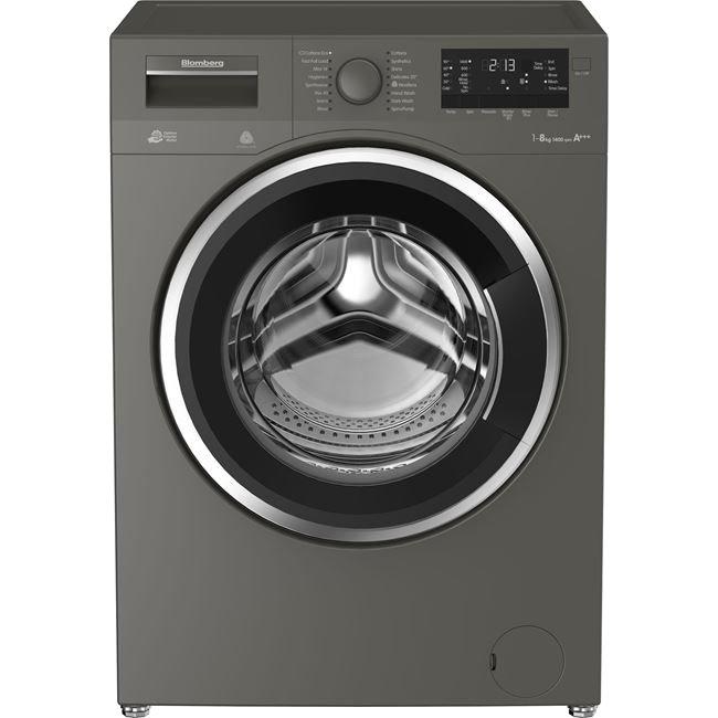front load washing machine photo